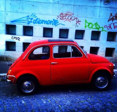 Fiat 500 Monte del Gallo