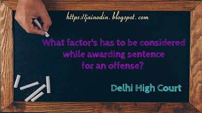 factors-to-be-considered-while-awarding-sentence