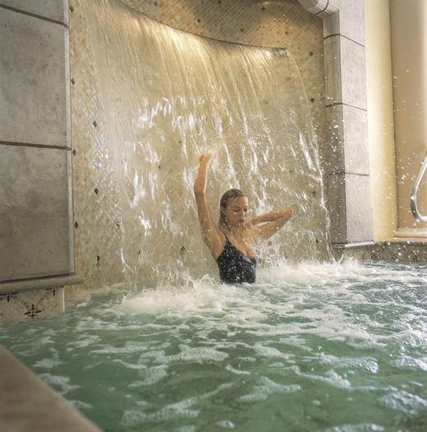 A Waterfall in the Bathtub