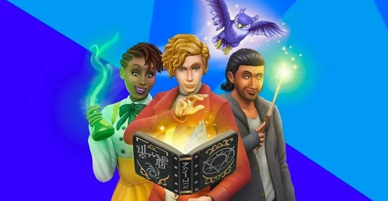 Cheats to unlock spells and advantages in The Sims 4: And The Realm of Magic