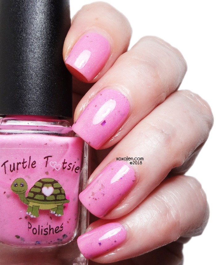 xoxoJen's swatch of Turtle Tootsie: Shipoopi