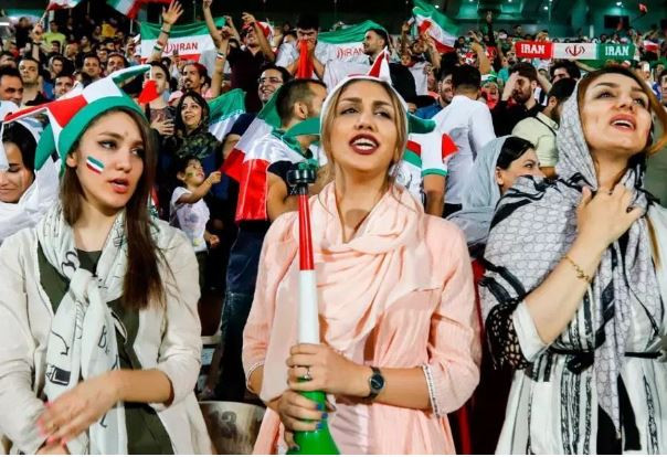 For the first time since 1979, Iranian female fans will be allowed entry into the stadium to watch men's football