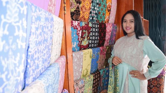 Toko Jual Batik Jambi
