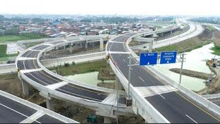 Jalan Tol Tanjung Mulia-Marelan Dibuka, Gratis Lewat Hingga 4 Januari