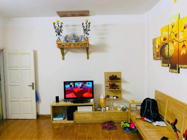 Bán căn hộ mini Phạm Văn Đồng 55m2-2PN chỉ 799Tr, trả góp!