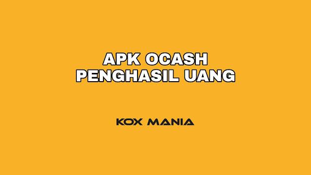 Apk Ocash