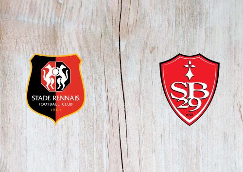 Rennes vs Brest -Highlights 31 October 2020