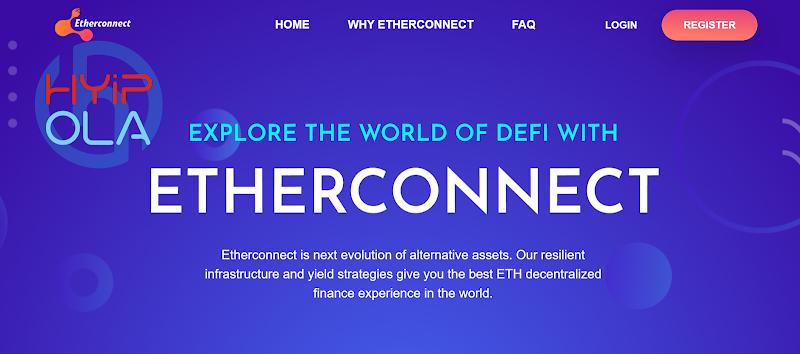 Review Etherconnect - Phiên bản trở lại của Bitconnect 2021 - Token ECC x 1000