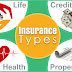 Types of Insurance and Advantages