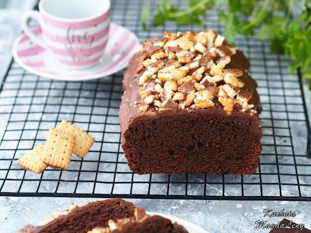 Ciasto czekoladowe murzynek