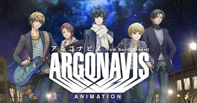 Argonavis poster