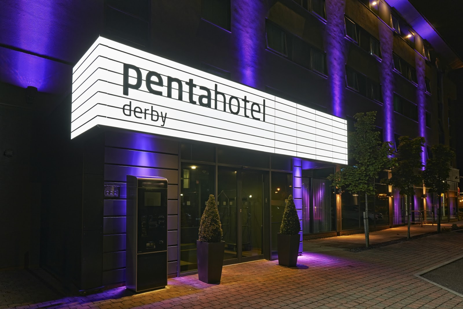 Pentahotel review Derby launch