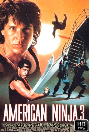 Ninja Americano 3 [1080p] [Latino-Ingles] [MEGA]