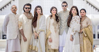 Mawra Hocane Looking Awesome at her Brother Nikaah