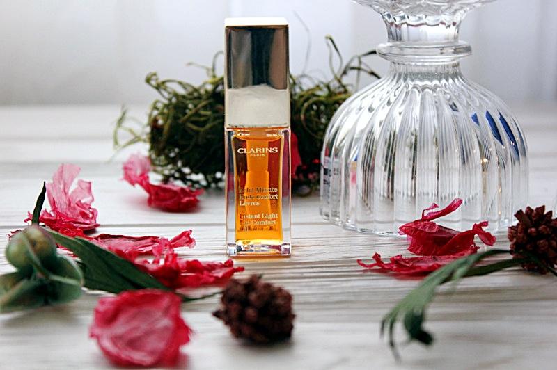 Масло для губ Clarins Eclat minute Comfort oil #01 honey / отзывы