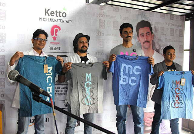 Ketto in collaboration with JUMPINGGOOSE® launches MCBC ( Men Countering Breast Cancer) Campaign