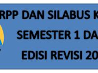 Download RPP dan Silabus Kelas 2 Semester 1 dan 2 Kurikulum 13 Revisi 2016