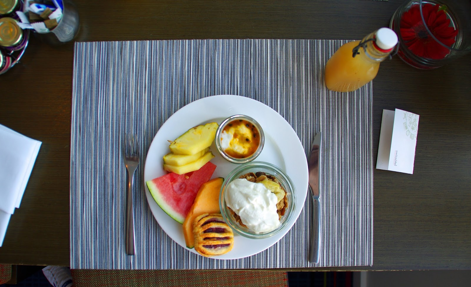 Luxury Hotel Breakfasts at swissotel Sydney