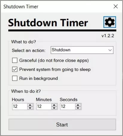 Cara Shutdown Otomatis di Windows 10-7