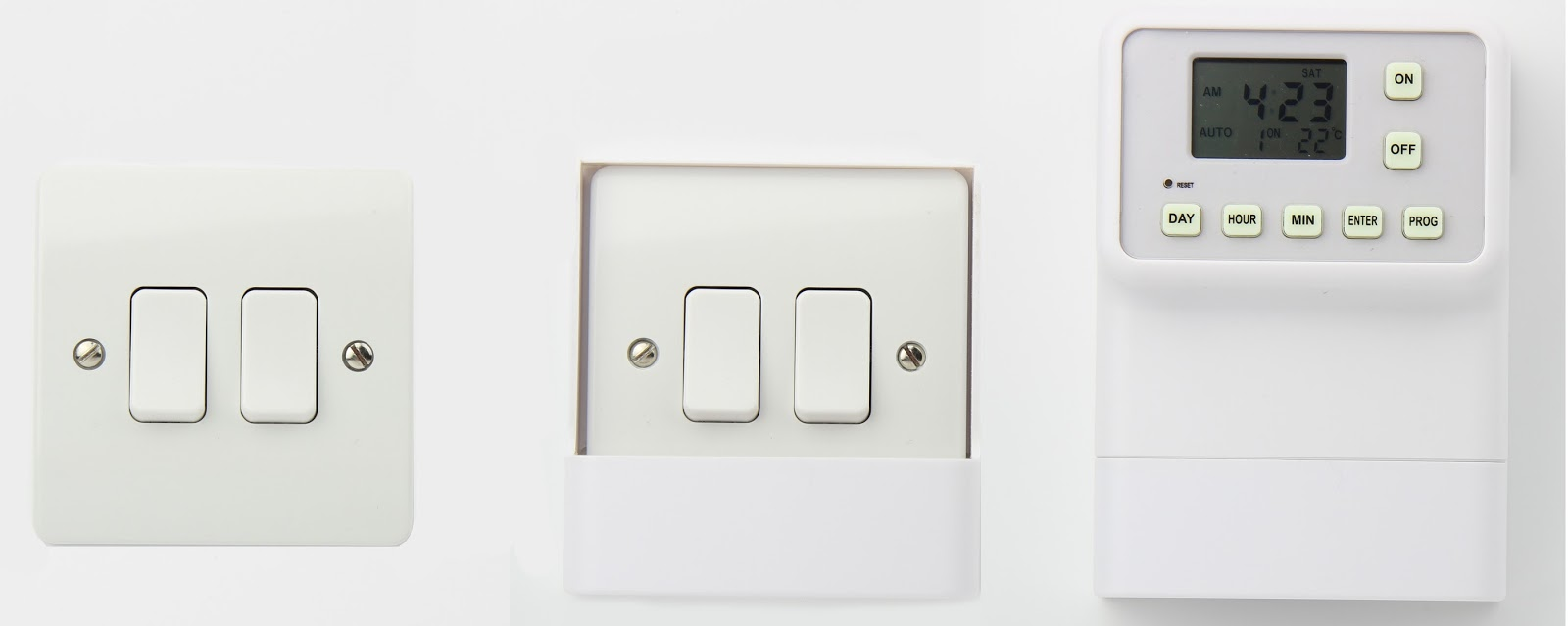 Review: Light Switch Timer Security Device