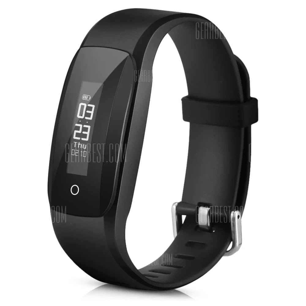 MPOW DS - D6 Smart Fitness Tracker Heart Rate Sleep Monitor Latest Coupon