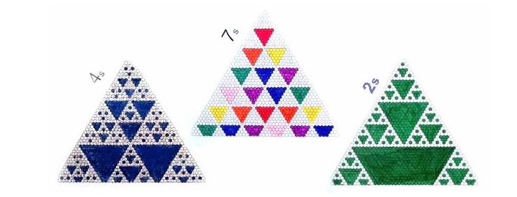 pascal triangle essay Pascal's triangle is a triangular arrangement of binomial coefficients in the shape of that of a pyramid or triangle it is also known by many other names, but the most common names used are: the figurative triangle, the combinatorial triangle, and the binomial triangle.
