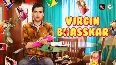 Poster Of Virgin Bhasskar Season 01 2019 Watch Online Free Download