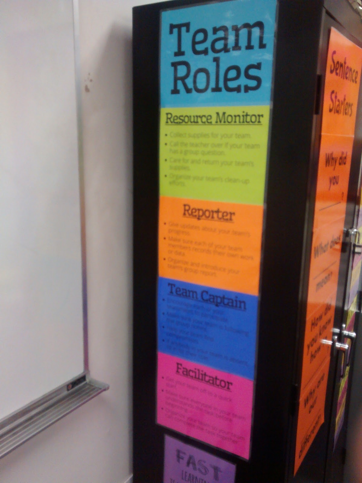 Math Love Group Role Name Badges And Posters