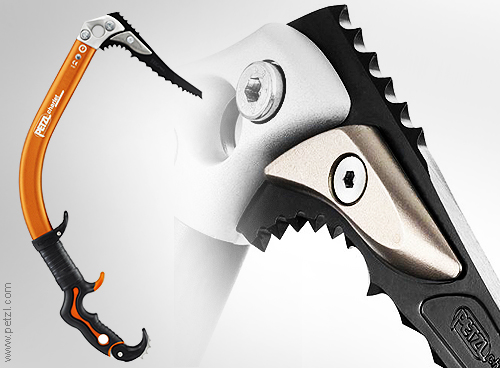 Petzl Ergo Technical ice axe