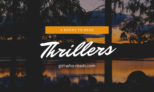 Girl Who Reads Thrillers Post