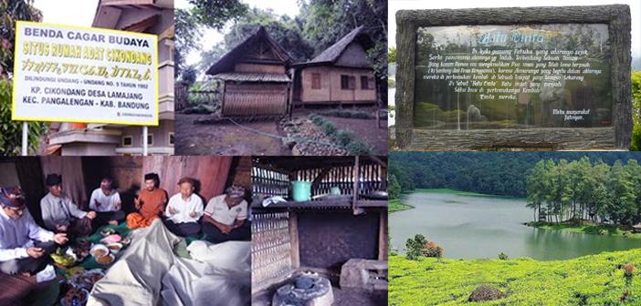 Wisata Legenda Kabupaten Bandung