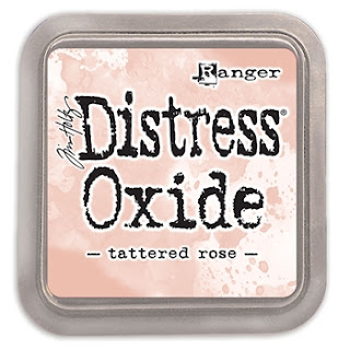 Oxide Ink Pad TATTERED ROSE