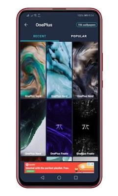 Unduh wallpaper OnePlus Nord yang tersedia