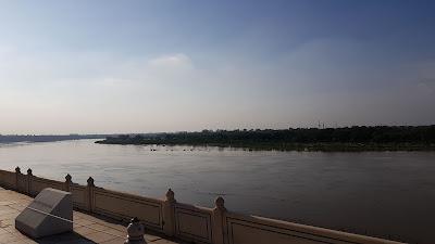 fiume di Agra