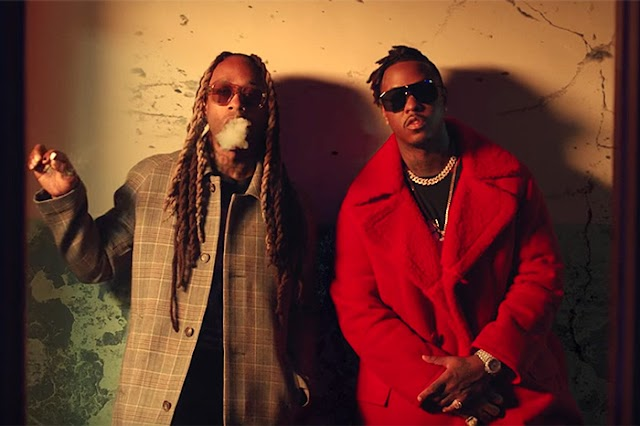 "Video: Ty Dolla $ign x Jeremih ""Goin Through Some Thangz"""