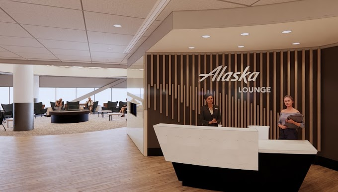 Alaska Airlines Announces New Plans to Open Lounge at San Francisco International Airport