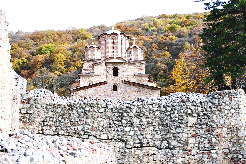most beautiful serbian ortodox churches