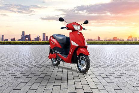 Hero Optima LA Electric Scooter 2021