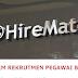 """HireMatch"" Proses Perekrutan Karyawan Berteknologi Blockchain"