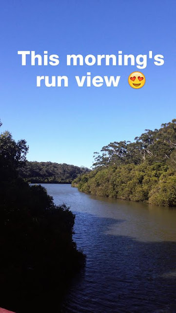 Run Views at Oatley Park