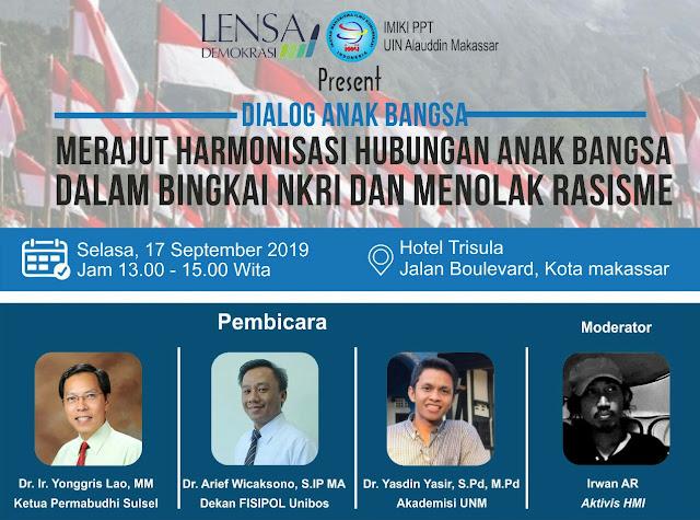 Lensa Demokrasi Bersama IMIKI PPT UIN Alauddin Makassar