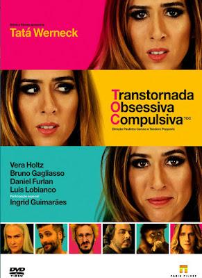 Filme Poster TOC – Transtornada Obsessiva Compulsiva