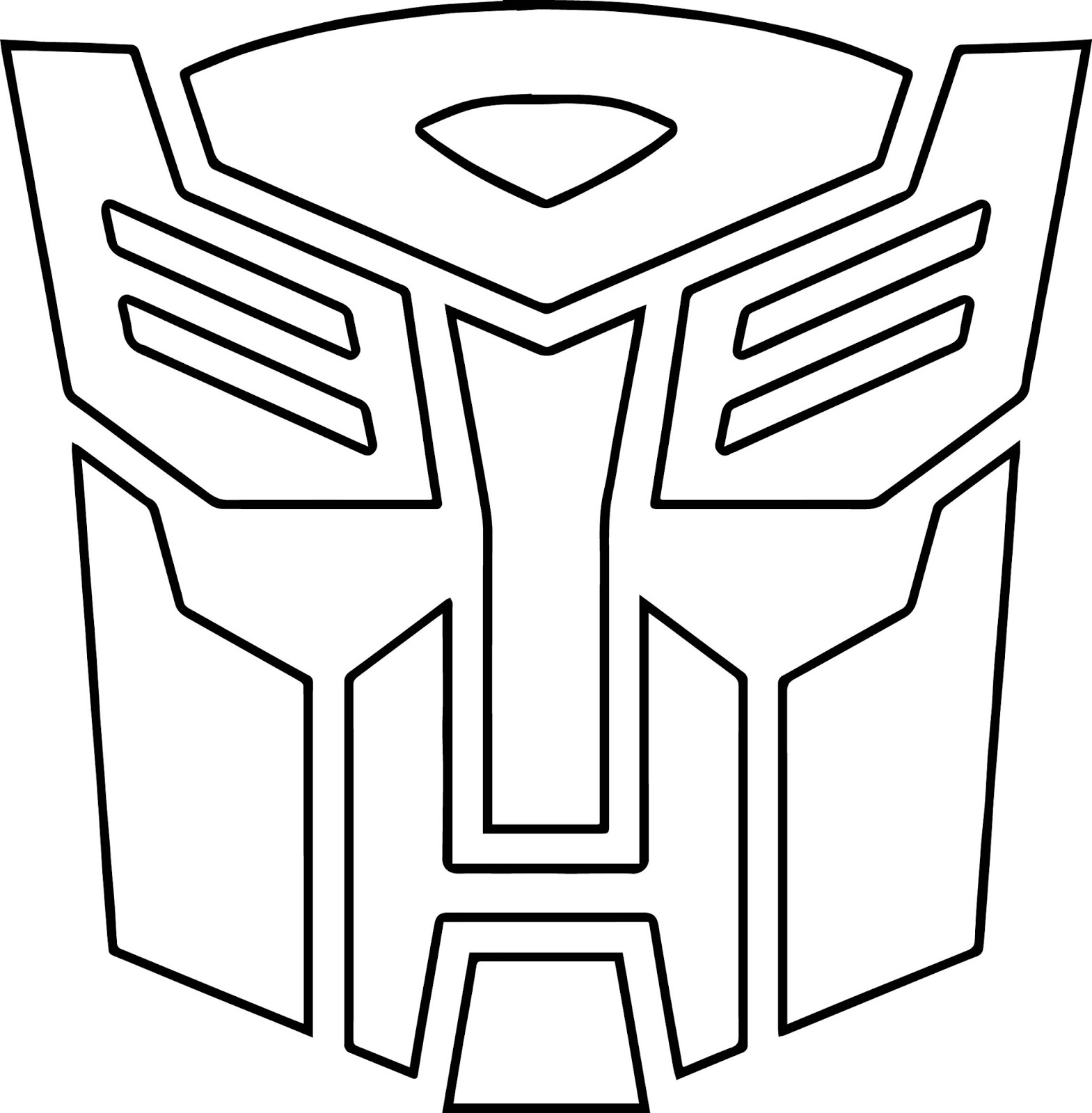 Leading them to the rock easy diy transformers cakes for Transformers 4 coloring pages