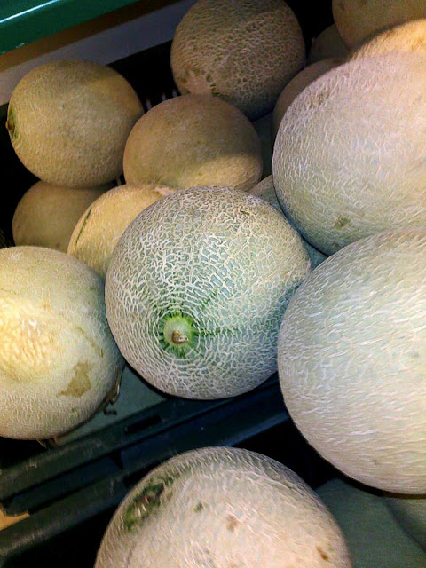 sweet ambrosia melons