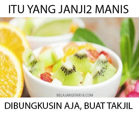 meme lucu ramadhan 2018