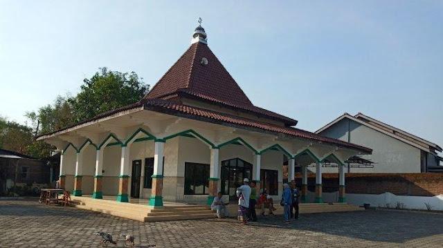 Viral, Tanah dan Bangunan Masjid di Sukoharjo Akan Dilelang Sebuah Bank