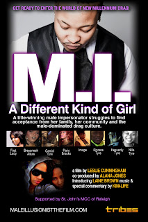 M.I., A Different Kind of Girl - A documentary film by Leslie Cunningham
