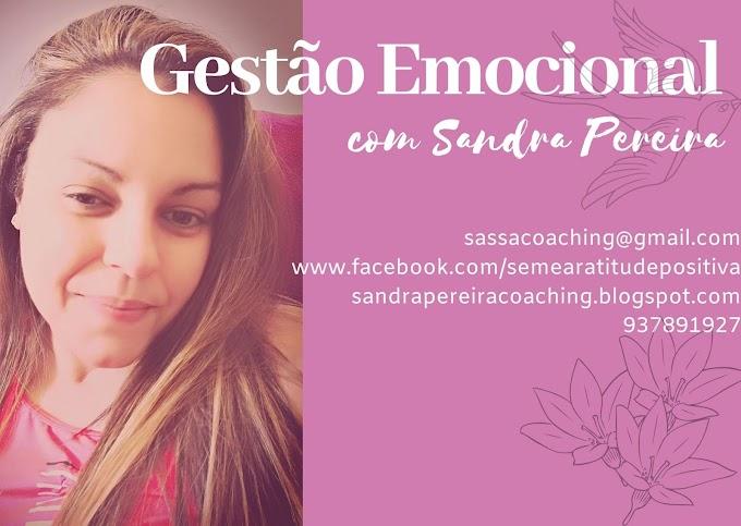 À conversa com... Sandra Pereira