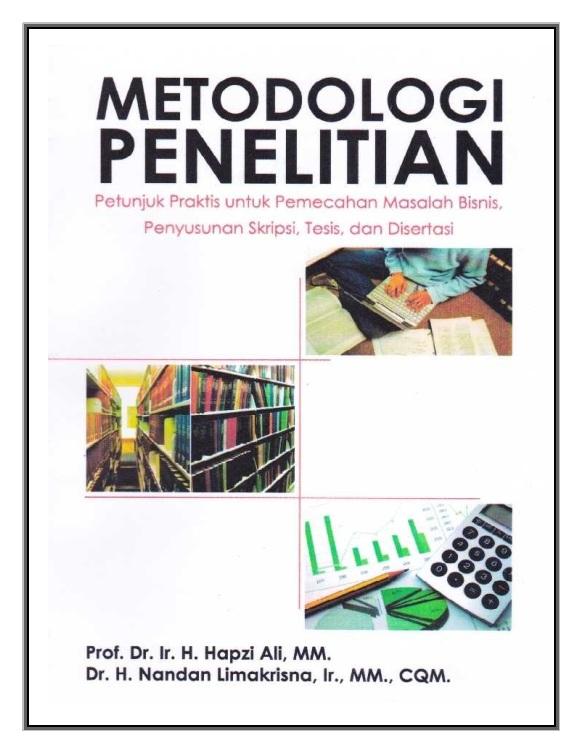 Ebook Metode Penelitian Gratis