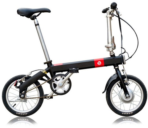 CMYK 4.0, la bicicleta eléctrica argentina de Barack Obama